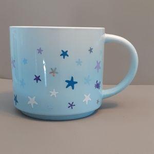 Beautiful Blue David's Tea Mug